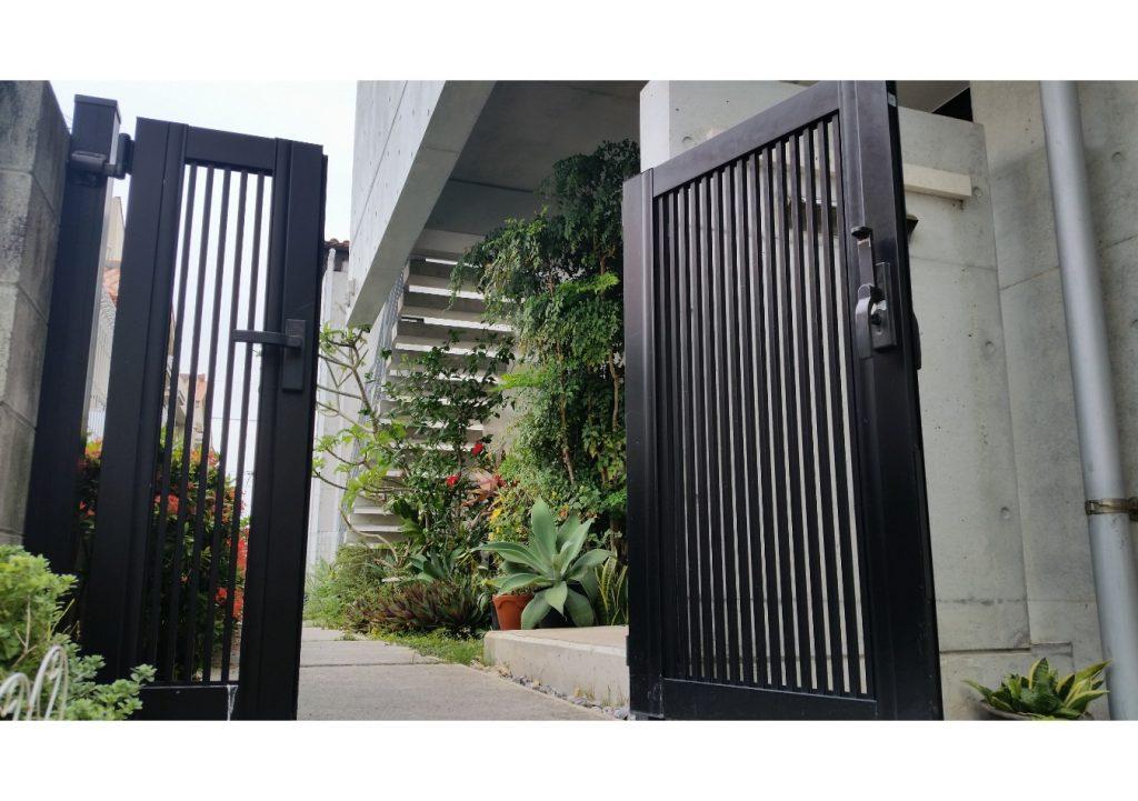 沖縄のとろけるアーユルヴェーダ入口
